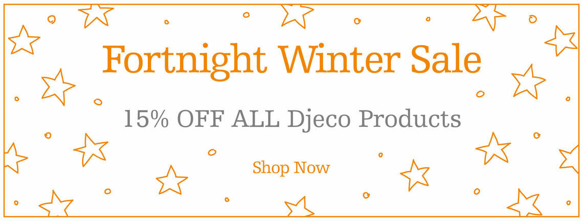 15% Off All Djeco Products