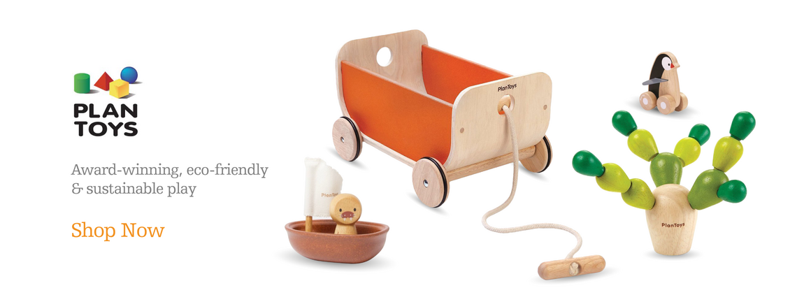Shop Our Plan Toys Range
