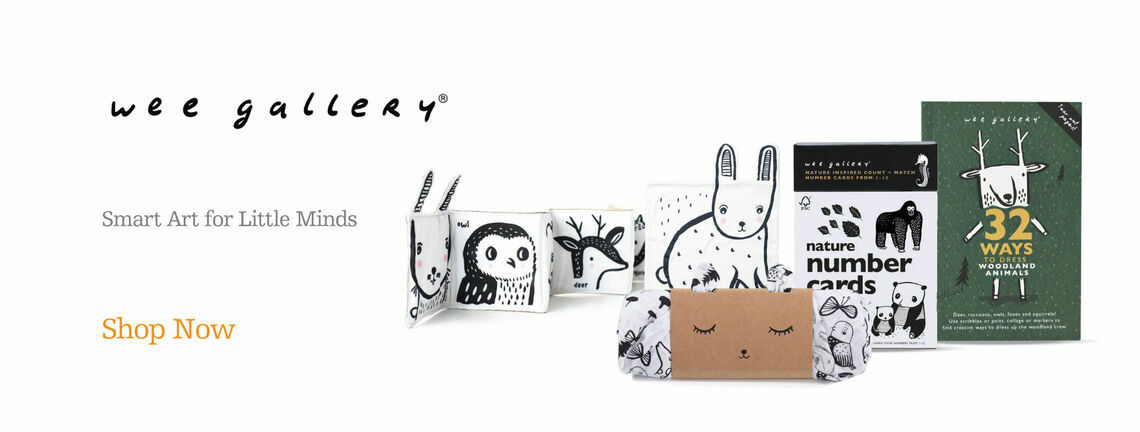 Shop Our Wee Gallery Range