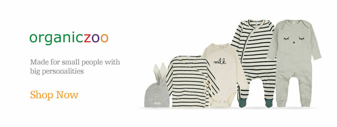 Shop Our Organic Zoo Range