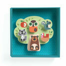 Djeco Box-Framed 3D Picture - Oski