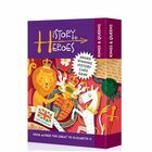 History Heroes Card Game - Kings & Queens