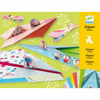 Djeco Origami Paper Planes - Girls