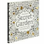 Laurence King Publishing Secret Garden - An Inky Treasure Hunt and Colouring Book