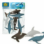Wild Republic Whales & Dolphins Collection