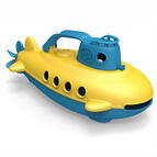 Green Toys Recycled Yellow Submarine