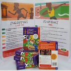 History Heroes Card Game - Sport