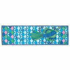 Djeco Silk Scarf Painting Kit - Peacock