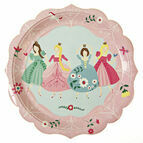 Meri Meri I'm a Princess Party Large Plate