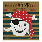 Meri Meri Ahoy There Pirate Party Garland