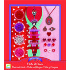 Djeco Jewellery Making Kit - Hearts