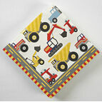 Meri Meri Big Rig Party Napkins