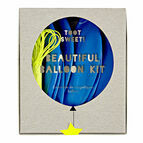 Meri Meri Toot Sweet Beautiful Balloon Kit - Blue