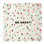 16 Sprinkles Christmas Large Napkins