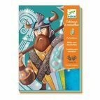 Djeco Foil Art Workshop - Vikings