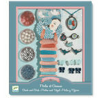 Djeco Jewellery Making Kit - Beads & Birds