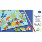 Djeco Magnetic Fishing Game - Tropical