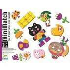 Djeco MiniMatch Card Game