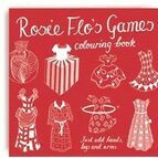Rosie Flo Colouring Book - Games