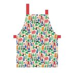 Petit Jour Paris Jungle PVC Apron