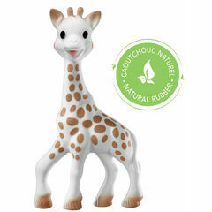 Sophie the Giraffe Baby Rubber Teething Toy