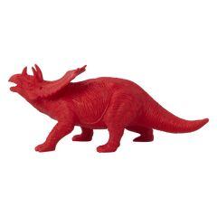 Rice Dinosaur Toy - Red