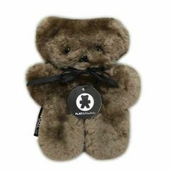 Flatout Baby Chocolate Comfort Teddy Bear