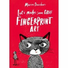 Laurence King Publishing Let's Make Some Great Fingerprint Art