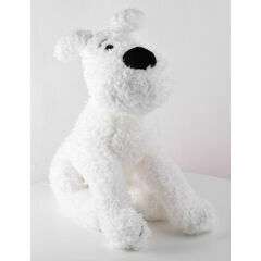 Tintin Snowy/Milou Dog Soft Toy - 37cm