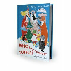 Books Who Will Comfort Toffle (Moomin)
