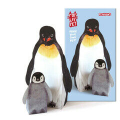 Rosie Flo Pop-Up Pet - Penguins