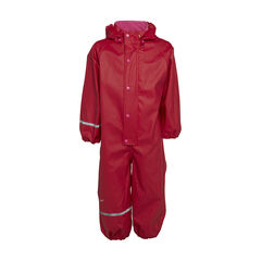 CeLaVi Rainwear Baby Suit - Red