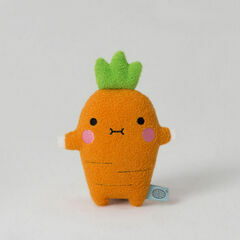 Noodoll Ricecrunch Mini Plush Toy - Orange