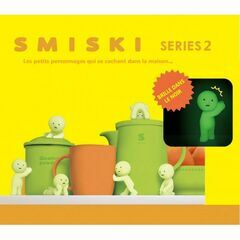 Smiski Phosphorescent Figure - 2
