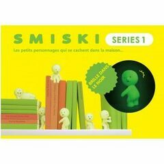 Smiski Phosphorescent Figure - 1