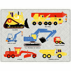 Petit Jour Paris Construction Placemat
