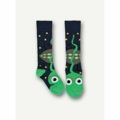 Ubang Talkie Walkie Space Long Socks