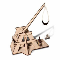Small Machines Trebuchet Build Your Own Set