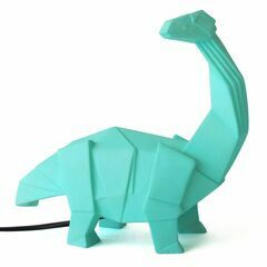 Disaster Designs Origami Dinosaur Light - Green