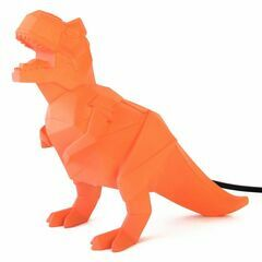 Disaster Designs Origami Dinosaur Light - Orange