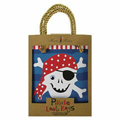 Meri Meri Ahoy There Pirate Party Bags