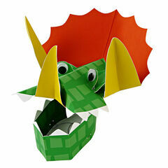 Meri Meri Dinosaur Party Hats