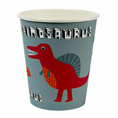 Meri Meri Dinosaur Party Cups