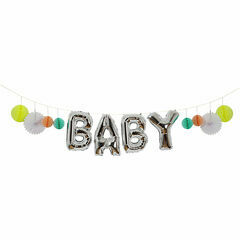 Meri Meri Baby Balloon Garland Kit
