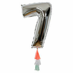 Meri Meri Fancy Number Balloon - 7