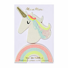 Meri Meri Unicorn Iron-on Patches