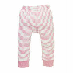 Yoy Baby Pants - Pink Stripes