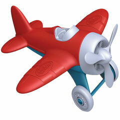 Green Toys Red Aeroplane