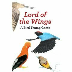 Lord of the Wings - Bird Trump Card Game