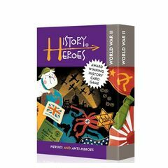History Heroes Card Game - World War 2